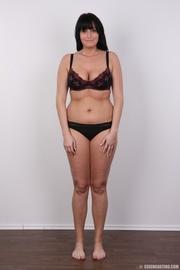 lusty full bodied brunette