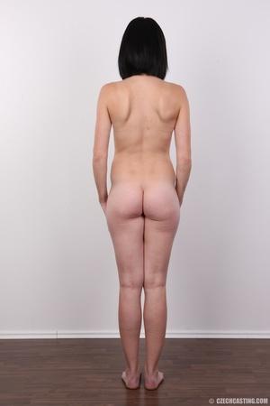 Cute black hair damsel shows off perky f - XXX Dessert - Picture 16