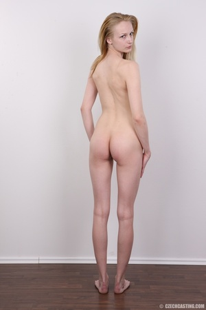 Cute with girl with sexy eyes, small tit - XXX Dessert - Picture 17
