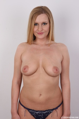 Sweet looking blonde milf with big tits, - XXX Dessert - Picture 11