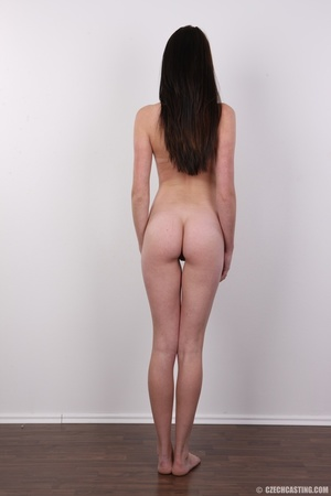 Tall adorable brunette with sweet tits,  - XXX Dessert - Picture 16