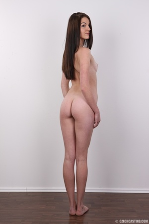 Tall adorable brunette with sweet tits,  - XXX Dessert - Picture 17