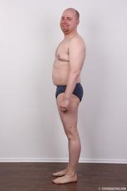 chubby bald sex change