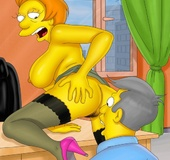 Luscious toon MILFs from Cinderella porn and other toons getting involved