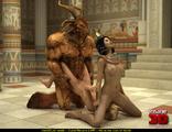Kristy 3d interracial cartoons Game Verified
