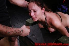 bitch, busty, rough, rough sex