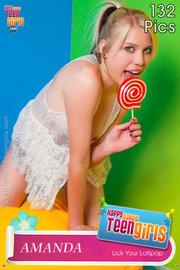 young lollipop teen drops