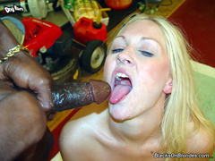 3 on 1, interracial, shaved, white