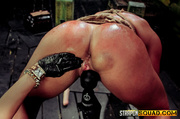 oriental bottom breast bondage