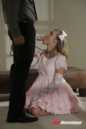 French nanny teaches her ward some lesso - XXX Dessert - Picture 5
