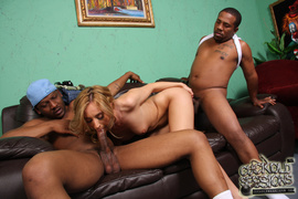 3 on 1, interracial, swingers, wife