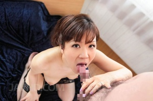 Big boobed MILF in pink and black linger - XXX Dessert - Picture 14