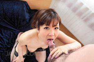 Slut in black lingerie with pink accents - XXX Dessert - Picture 14