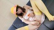 excellent doe yellow hat