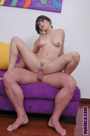 Big booty girl gets her pussy fucked on  - XXX Dessert - Picture 19