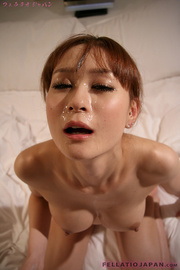 boobilicious fair-haired asian babe