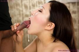 blowjob, japanese, mouthful, throat
