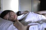 wonderful japanese sleeping goddess