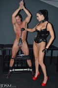 bondage, dildo, mistress, rough sex
