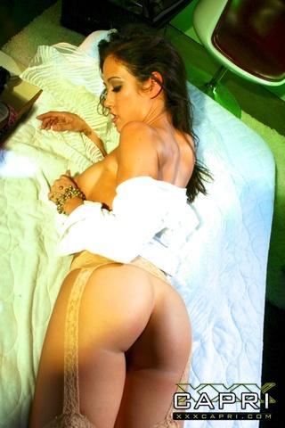 stunning chick teasing lusty