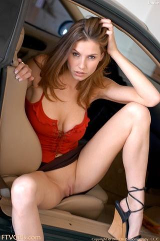 glamour model jamie lynn