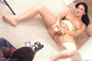 Pornstar Nikki Loren upskirt in public - XXX Dessert - Picture 16