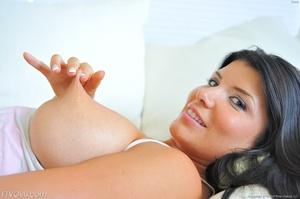Glamour model Romi Rain erotica - XXX Dessert - Picture 12