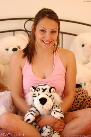 18 yo Alicia Angel big pink - XXXonXXX - Pic 6