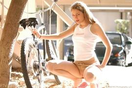 big pink, teen, video of photoshoot