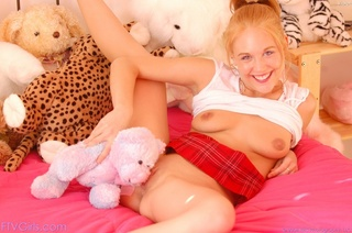 first time violet teen