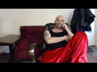 myfuckingbadass striptease