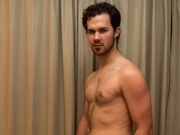 brunette young man whitewolf288