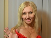 blonde fionax1 striptease