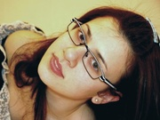 brunette teen karacha