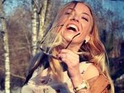 blonde malena94 dancing