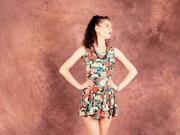 brunette teen fleurerebelle1 zoom