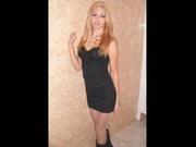 brunette alexxia dancing