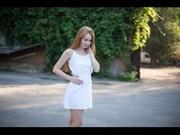 redhead teen redtul1p dancing