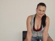 brunette jojjo222