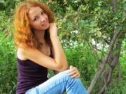 redhead teen afina zoom