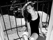 brunette teen adreiana