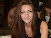 brunette teen chillbaby