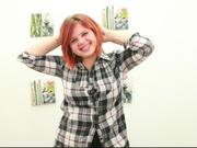 redhead teen angelicbelle smoking