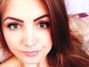 brunette teen nadinie