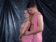 blonde teen diamondduo and