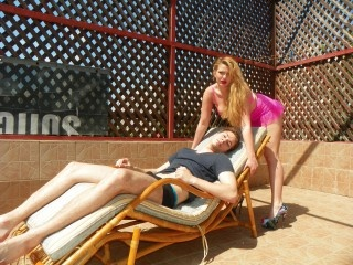 blonde teen blondeslut01 brunette