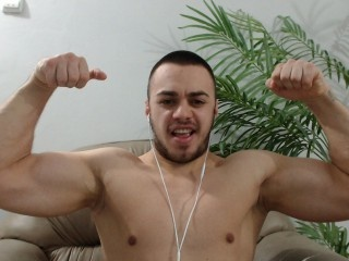 brunette young man hornyabs