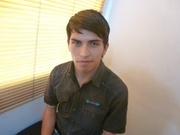 brunette young man camilo0695