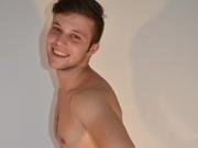 brunette young man jackhotangel