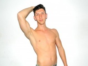 brunette young man brandonsky